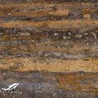 marmol con tonos y vetas doradas marrones y grises claras y oscuras