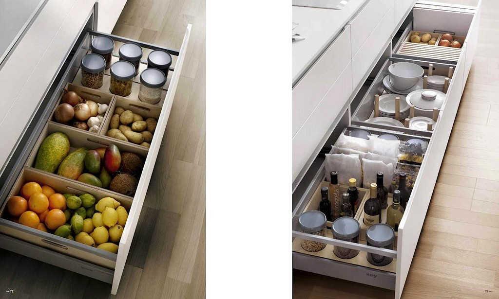 Mercasur estepona almacenaje en la cocina mercasur - Almacenaje de cocina ...