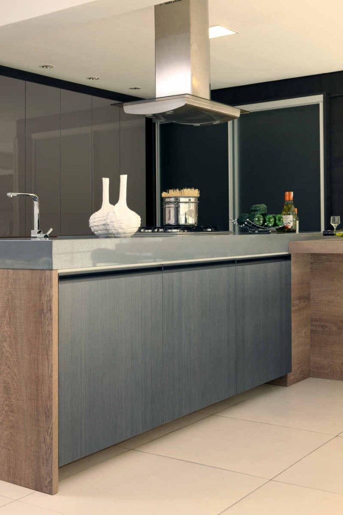 Mejor material encimera cocina top cocinas de estilo minimalista por markham stagers with mejor - Material encimera cocina ...