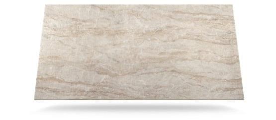 tabla dekton de color arena muy clara con vetas marrones claras modelo arga
