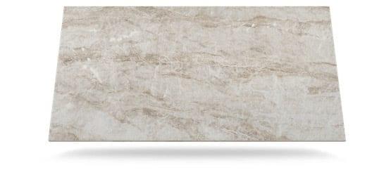 tabla dekton de color gris con vetas marrones claras modelo taga